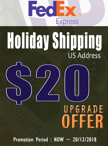 2018 - FedEx US Christmas Promotions