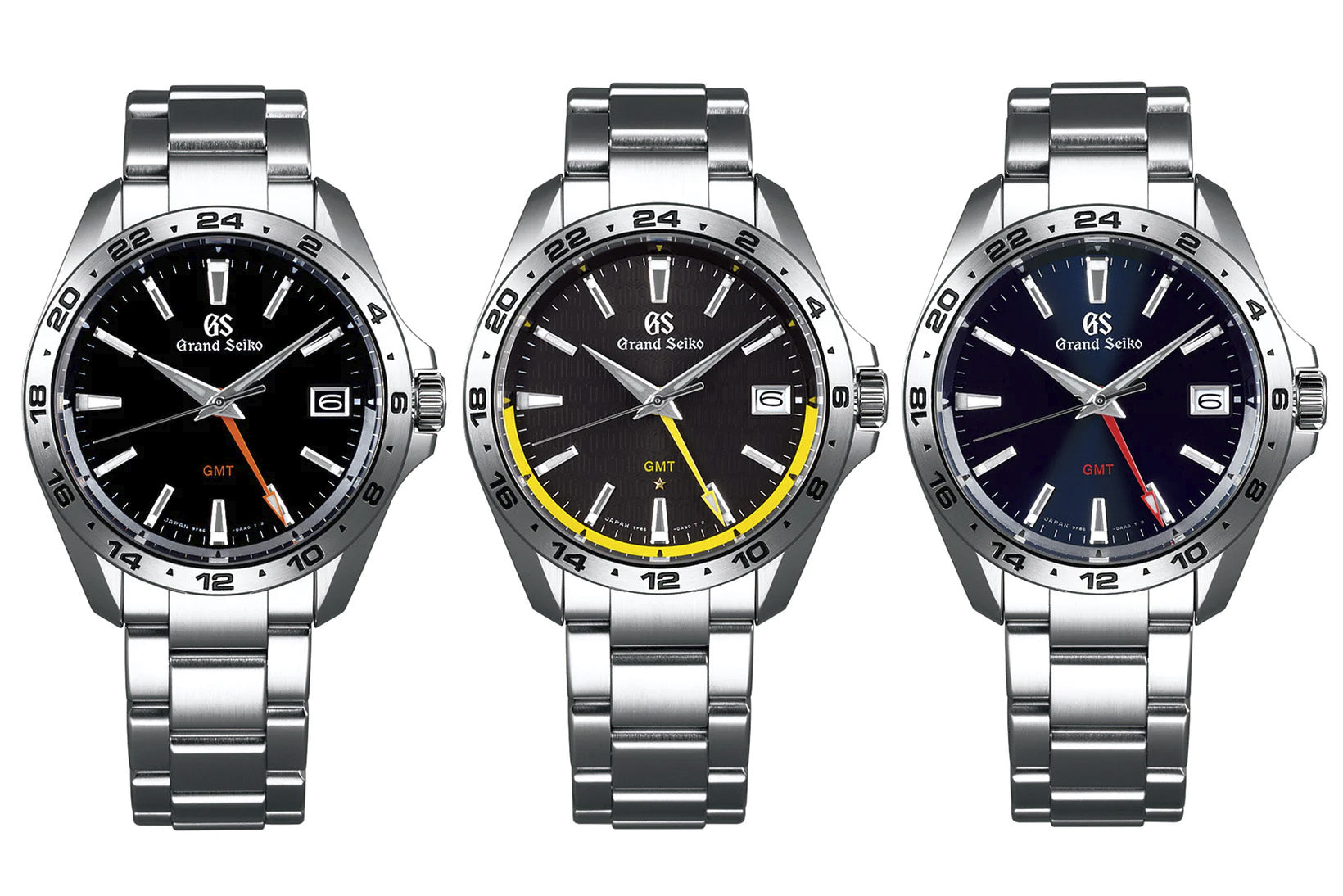 Grand Seiko Sport Collection 9F86 Quartz GMT