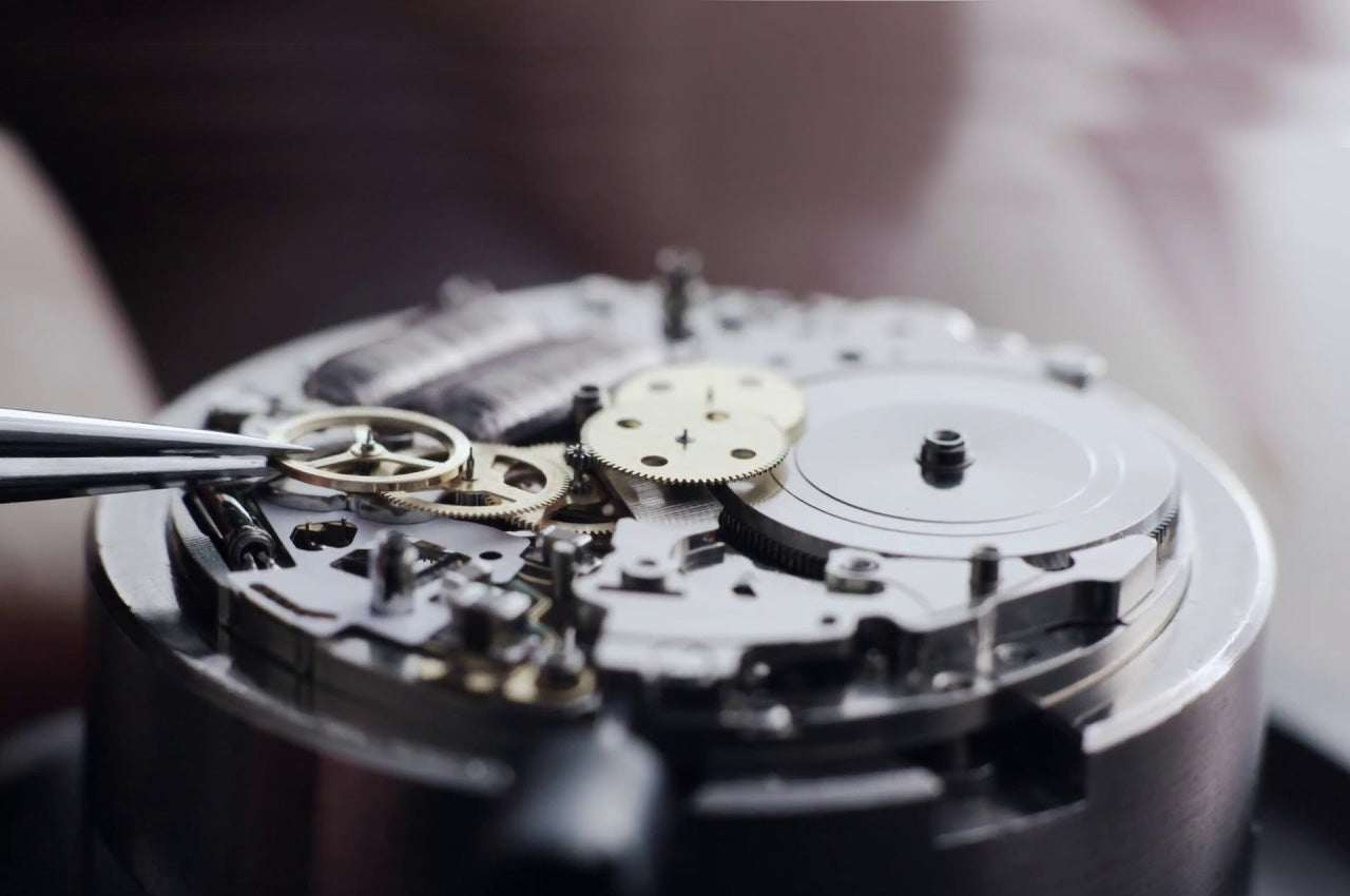 Grand Seiko Spring Drive movement assembly-1280