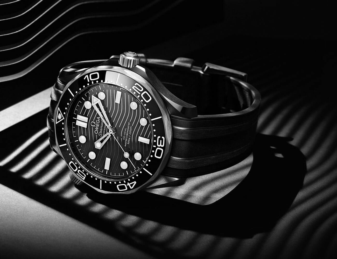 Omega Seamaster Professional Diver 300 m Co-Axial 42mm
