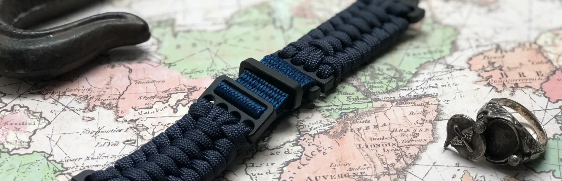 Paracord-watch-bands-by-strapcode watch bands