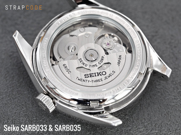 Seiko Mechanical Movements Seiko Caliber 6r15 Review Strapcode