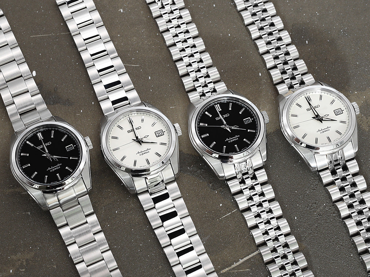 Seiko SARB033 and SARB035 two Watches