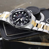 Get the Looks of Orient Triton Power Reserve Watch
