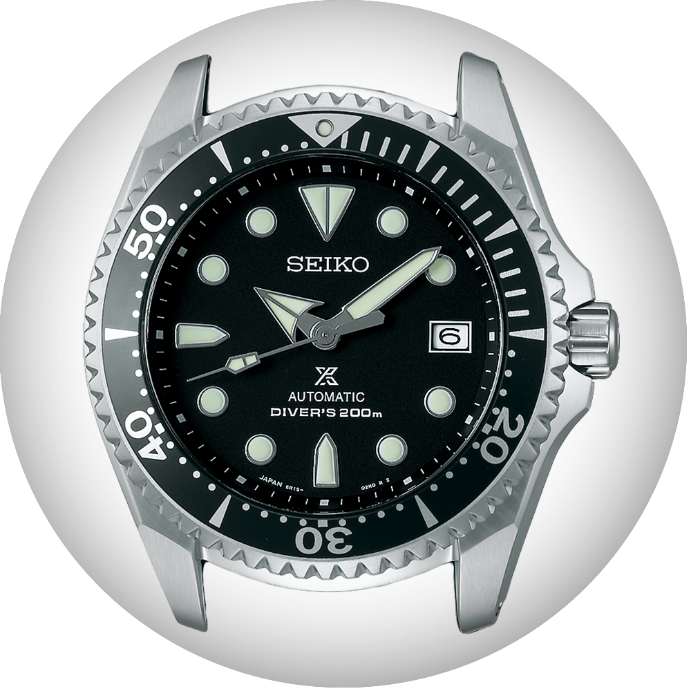 FOR SEIKO SHOGUN SBDC029
