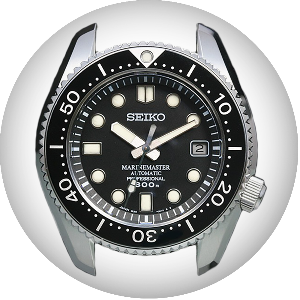 Seiko watch bands for Seiko MM300 SBDX017 by Strapcode