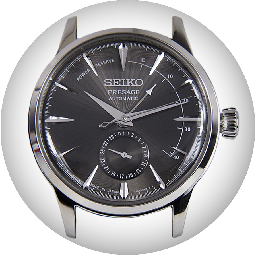 Seiko watch bands for Seiko Presage SSA345 by Strapcode