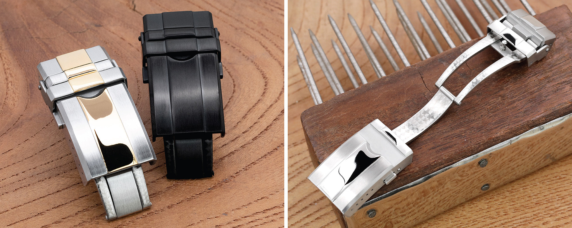 Strapcode watch bands, Watch Diver Clasp