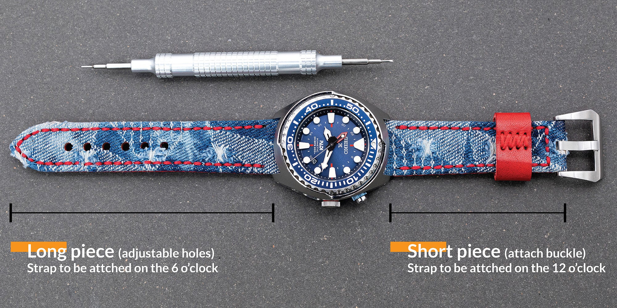 Watch Band useful information