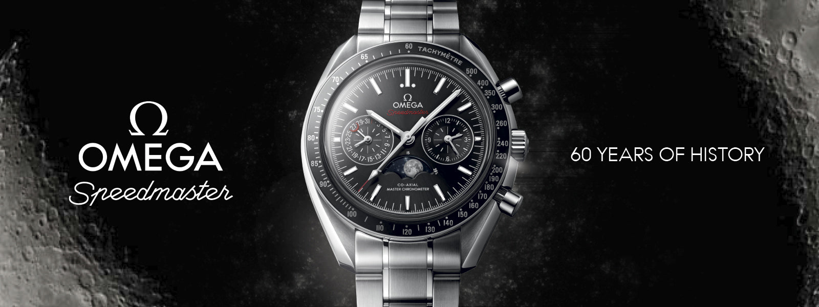 Omega Constellation Collection Banner