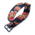 MiLTAT 20mm or 22mm G10 NATO Watch Strap, Ballistic Nylon Armband, Lion Dance Monogram, PVD Hardware
