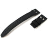 22mm MiLTAT Black Honeycomb Nylon IWC Big Pilot replacement Rivet Strap