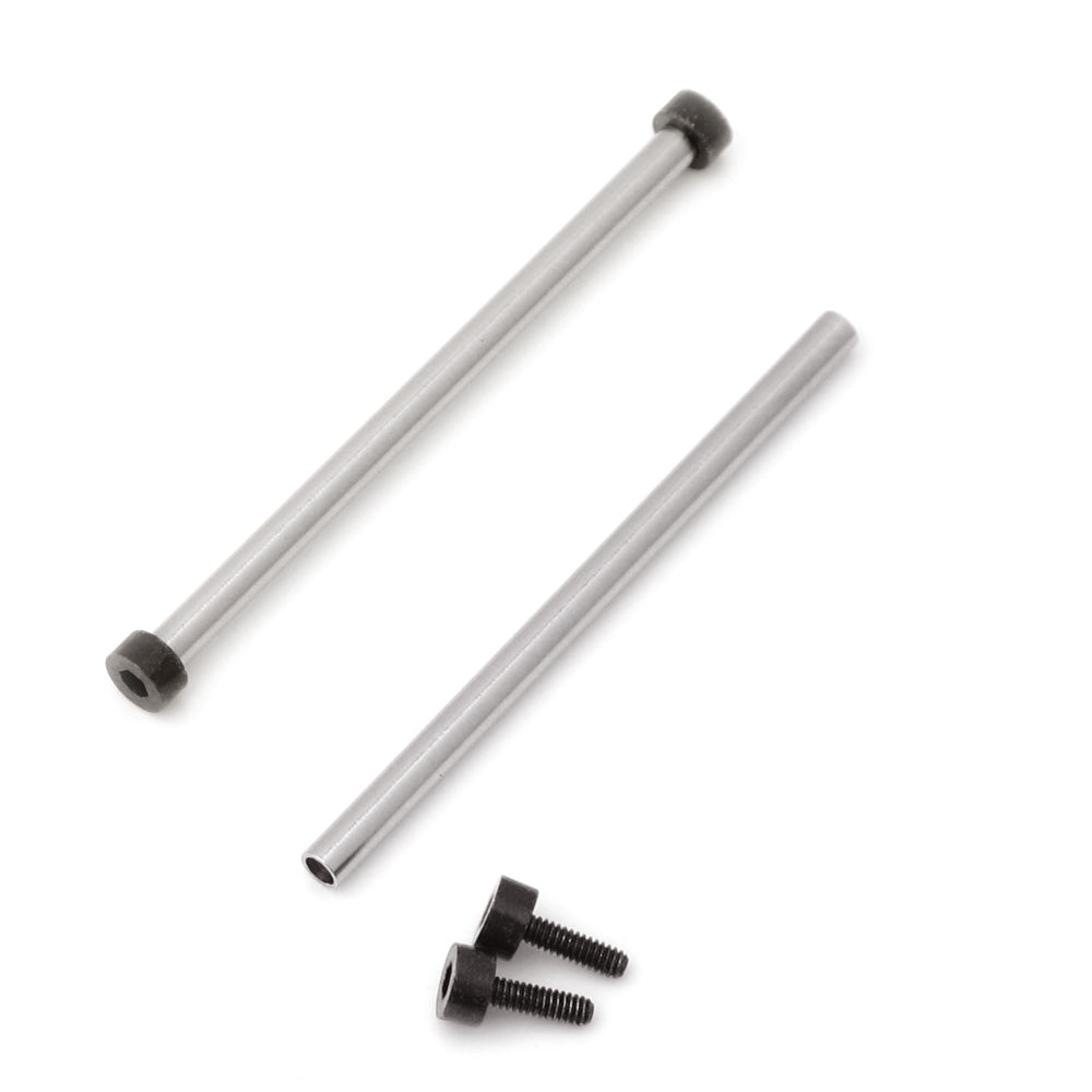 Tubes and PVD Black Hex Head Screws for Bell & Ross BR-01 (one pair) Strapcode Tools