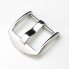 20mm, 22mm Top Quality Stainless Steel 316L Spring Bar type Buckle, Polished finish - Strapcode