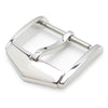 TAG Style, 20mm Top Quality Stainless Steel 316L Spring Bar type Buckle, Polished finish - Strapcode