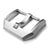18mm, 20mm Top Quality Stainless Steel 316L Spring Bar type 3mm-Tongue Buckle, Brushed