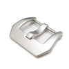 20mm, 22mm High Quality 316L Stainless Steel Spring Bar type Tongue Buckle, Brushed finish - Strapcode