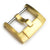 18mm, 20mm, 22mm Top Quality Stainless Steel 316L Screw-in Buckle IWC Style, IP Gold