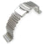 19mm, 20mm Ploprof 316 Reform Stainless Steel SHARK Mesh Watch Band Diver Strap P