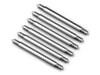 3 pairs Heavy Duty Double Shoulder Spring Bar Dia. 2.5mm (Seiko Generic Spring Bars)