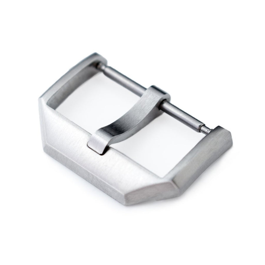 Top Quality Stainless Steel 316L Spring Bar type 3mm-Tongue Buckle Brushed Strapcode Buckles