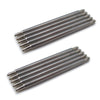 Spring Bars Double Shoulder 1.78mm (pack of 20 pieces) - Strapcode