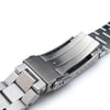 20mm Endmill watch band for SEIKO Sumo SBDC001, SBDC003, SBDC005, SBDC031, SBDC033, Solid Submariner Clasp - Strapcode