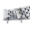 Super Engineer II Watch Band for SEIKO Sumo SBDC001 SBDC003 SBDC031 SBDC033, Button Chamfer