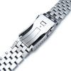 Super Engineer II Watch Bracelet for SEIKO Diver 6309-7040, Brushed, Button Chamfer
