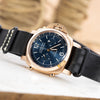 Panerai Luminor Flyback Chronograph Rose Gold PN017 Strapcode Watch Bands