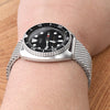 Vintage Seiko Divers Turtle 6309-7040 Day Date Watch Strapcode Watch Bands
