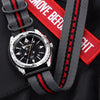 Seiko Mens Land Kinetic GMT Sports 100M Watch SUN053P1 in Hybrid Style