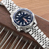 Citizen Promaster Marine Mechanical Divers Watch 200m Limited Edition NY0081-10L Blue Dial Strapcode Watch Bands