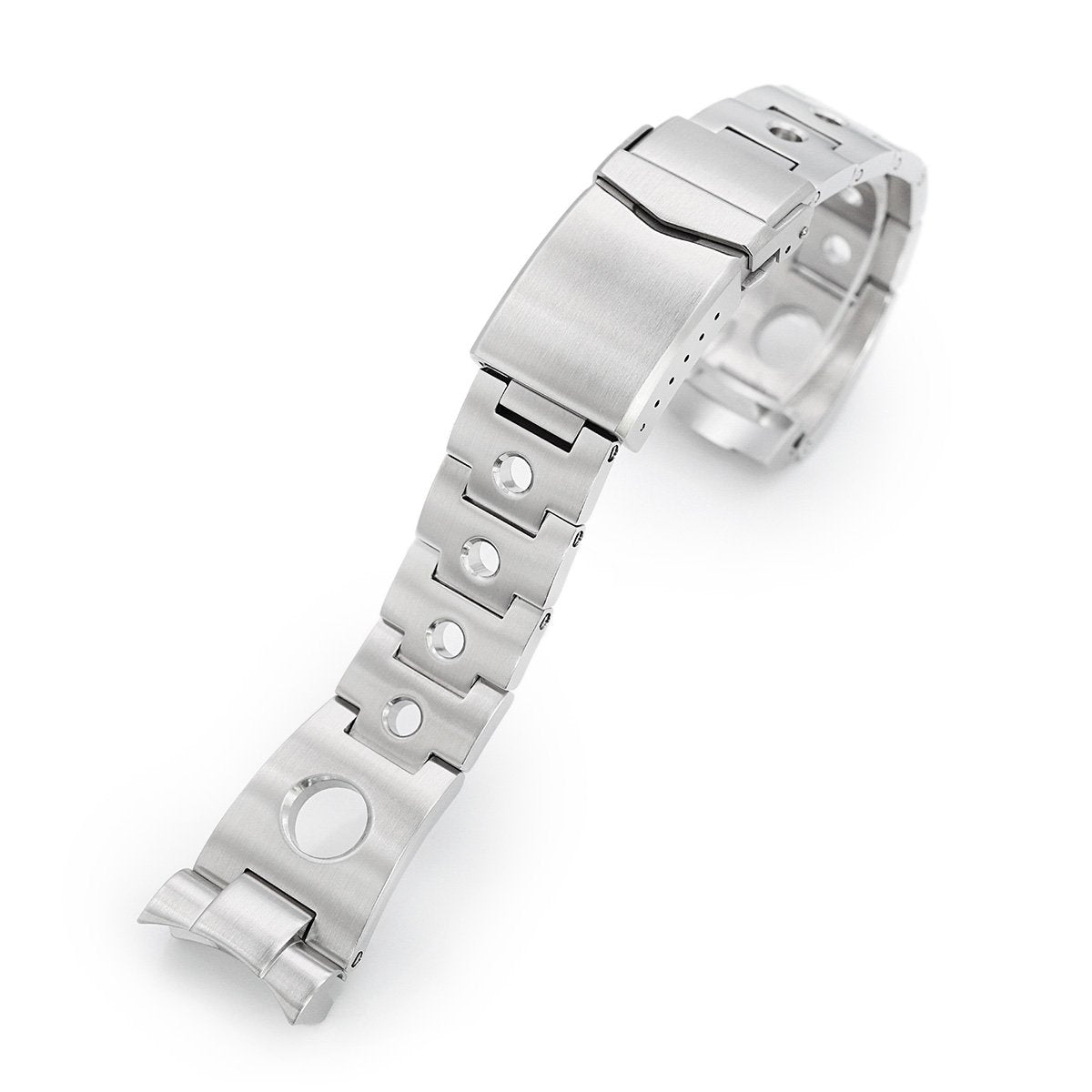 Seiko Skx007 Mods Rollball Curved End Watch Band Upgrade Strapcode