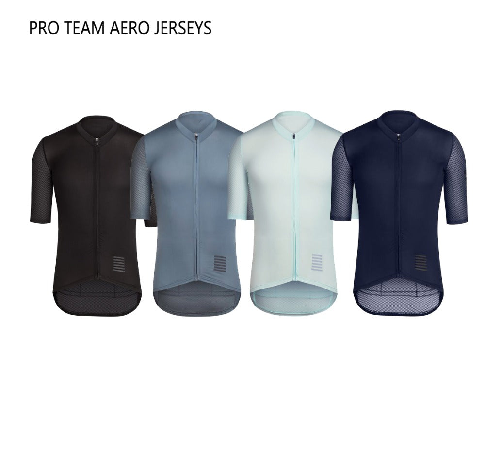 ECC Aero Jersey - Color Rush