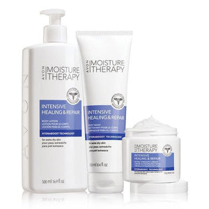 Avon Moisture Therapy Intensive Healing & Repair 3 Piece Set