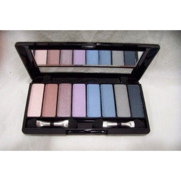 Avon 8 in 1 Eye Palette - Water Colors