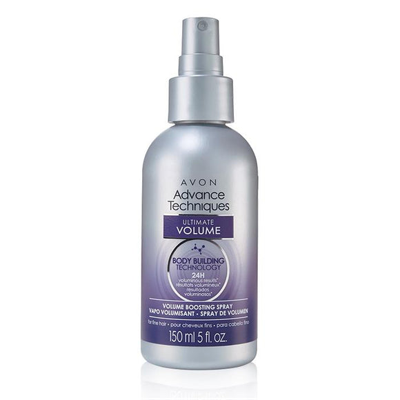 Avon Advance Techniques Ultimate Volume Volume-Boosting Spray