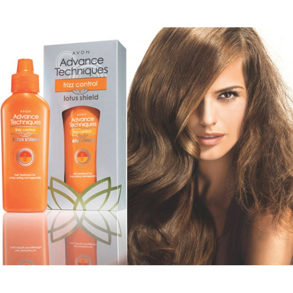 Avon Advance Techniques Frizz Control Lotus Shield Treatment