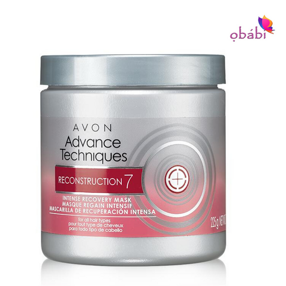 Avon Advance Techniques Reconstruction 7 Intense Recovery Hair Mask.
