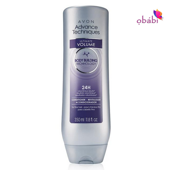 Avon Advance Techniques Ultimate Volume Conditioner.