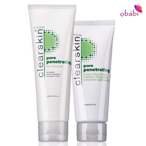 Avon Clearskin Pore Penetrating Duo.