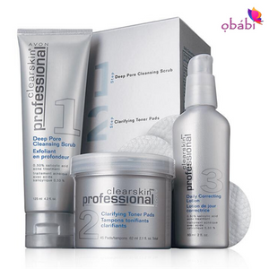 Avon Clearskin Professional Acne Treatment System