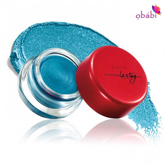 Avon Extra Lasting Eyeshadow Ink | Infinite Teal