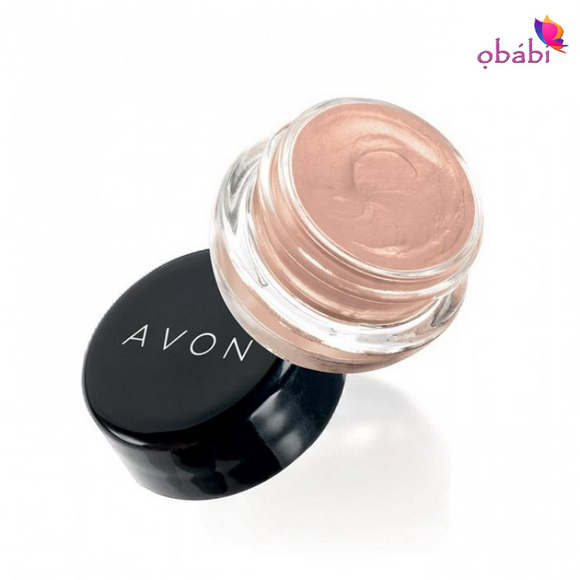 Avon Eyeshadow Primer | Light Beige