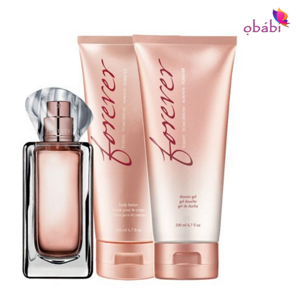 Avon Forever 3 Piece Fragrance Collection