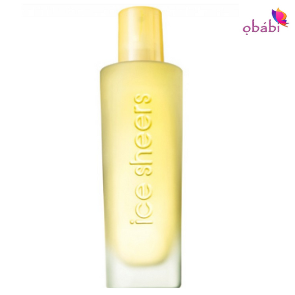 Avon Ice Sheers Luscious Eau de Toilette Spray | 50ml (Boxless)