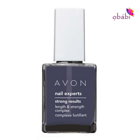 Avon Nail Experts Strong Results Length and Strength Complex