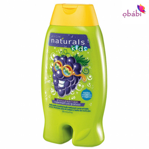 Avon Naturals Kids Groovy Grape Body Wash