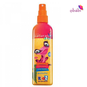Avon Naturals Kids Rio2 Magnificent Mango Hair Detangling Spray